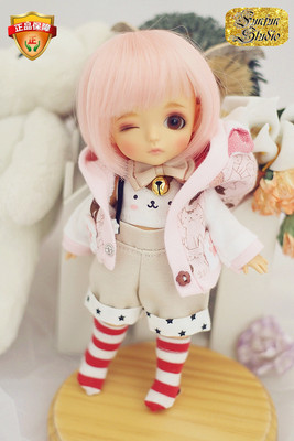 taobao agent 【Sold out display】BJD baby clothes【Daily series】+Cream Meow+1/8 Lati Y Series Not for sale