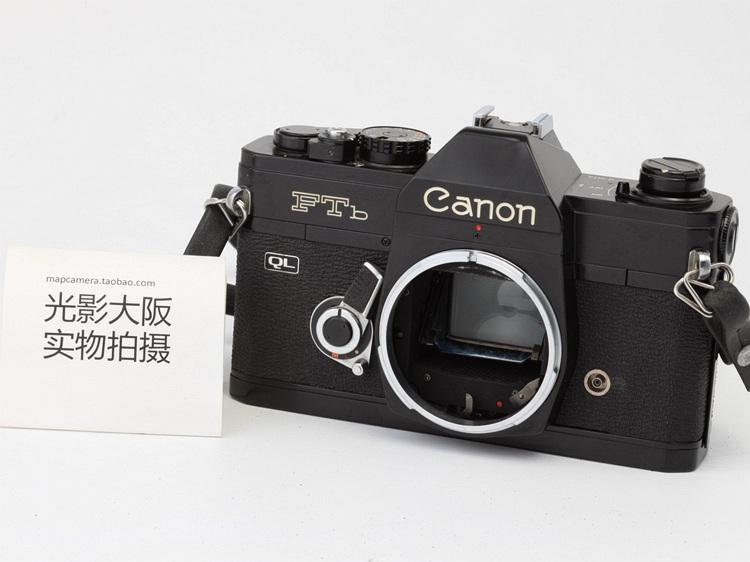 Canon CANON FTb QL kim loại cơ thể 135 full frame SLR phim máy ảnh phim film máy ảnh