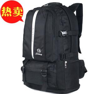 Ba lô du lịch du lịch đi bộ đường dài ba lô nữ túi hành lý của nam giới thể thao giản dị ngoài trời không thấm nước đa chức năng leo núi túi