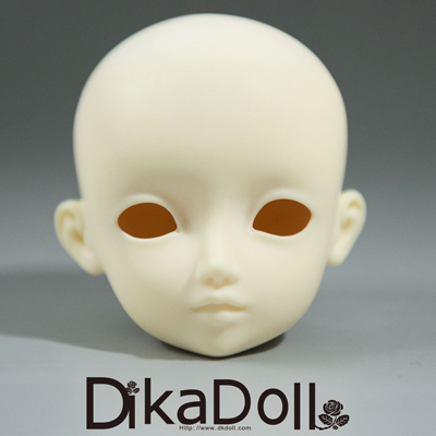 taobao agent Dikadoll DK4 points girl Miriam single head BJD doll head official original authentic