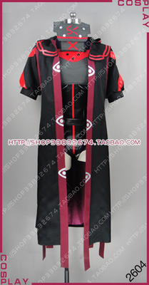 taobao agent 2604 cosplay costume Fate/Grand Order Mysterious Heroine X New Product