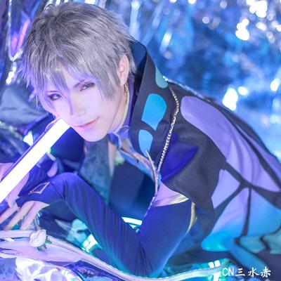 taobao agent Cosonsen Idol Fantasy Festival Gacha! Butterfly Dream Senaizumi cosplay costume