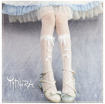 taobao agent Yidhra Dream Witch Original {Song of Hanayome-Special Edition}Lolita Spring/Summer Pantyhose & Stockings