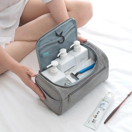 洗漱包旅行防水化妆包大容量男女士出差旅游梳洗包洗漱用品收纳袋