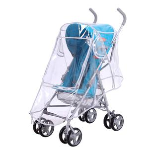 婴儿车雨罩防风雨宝宝推车通用型