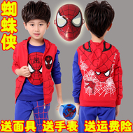 Trening Spider-Man Kids Boys Others