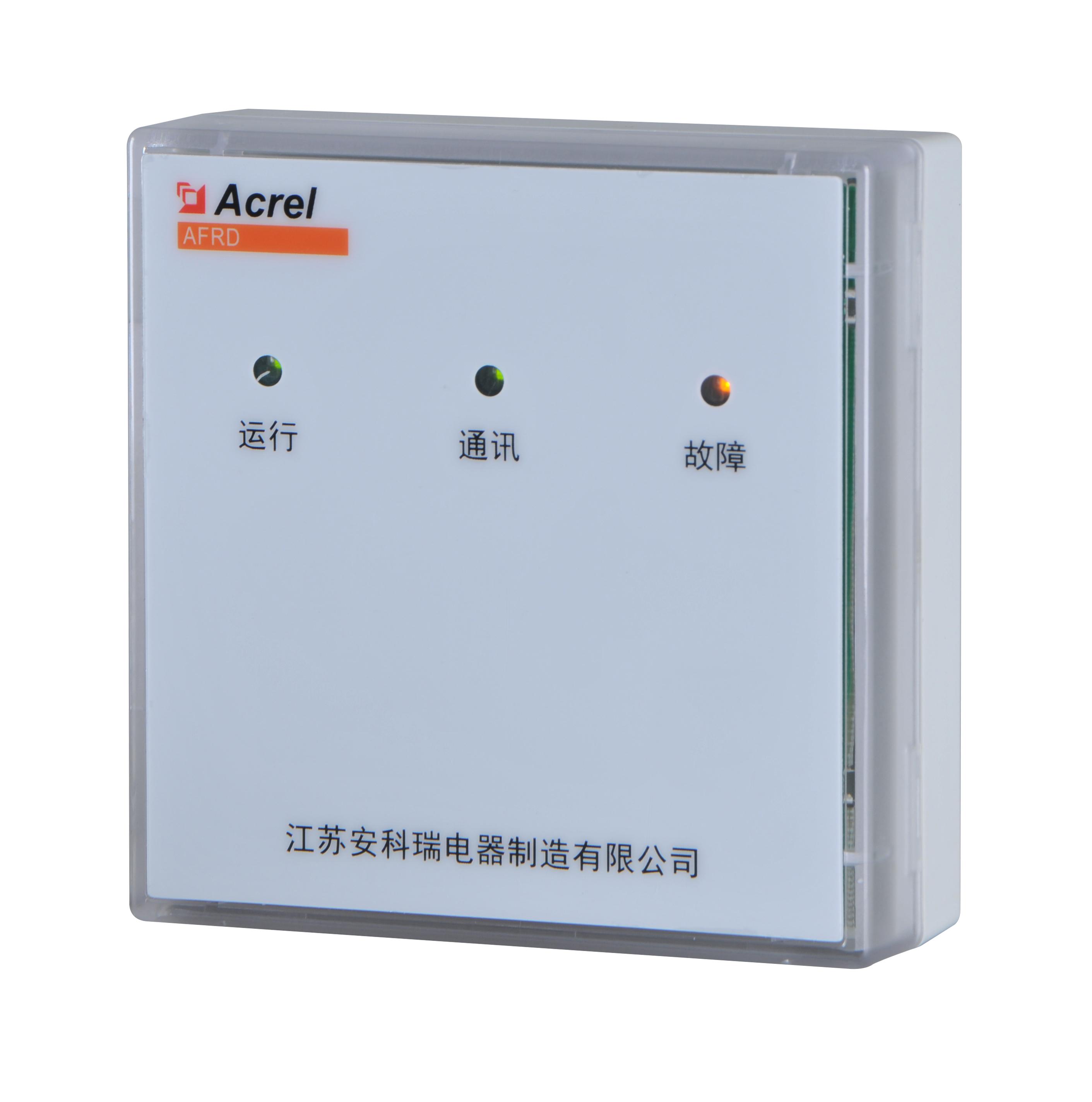 安科瑞防火门监控AFRD-CK2双扇防火门常开监控模块