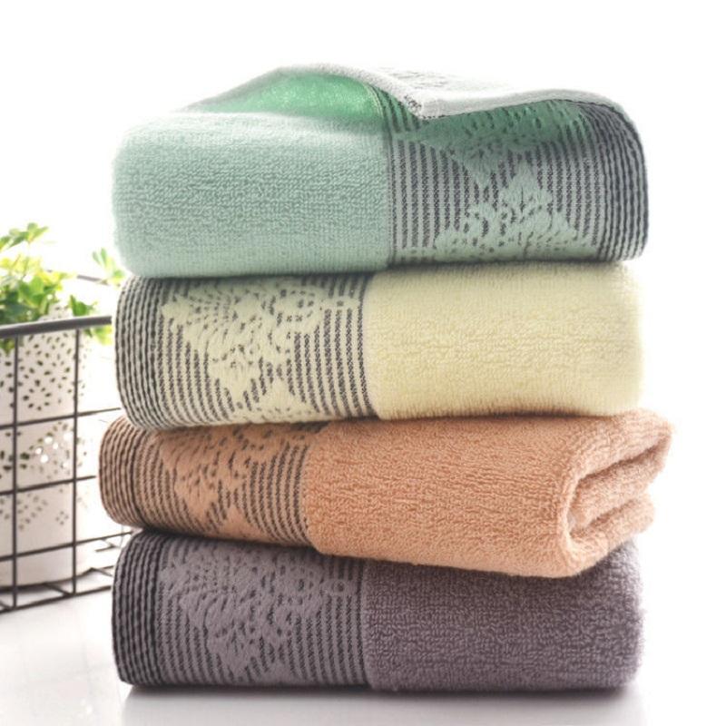 居家日用毛巾纯棉成人洗脸家庭装擦脸面巾