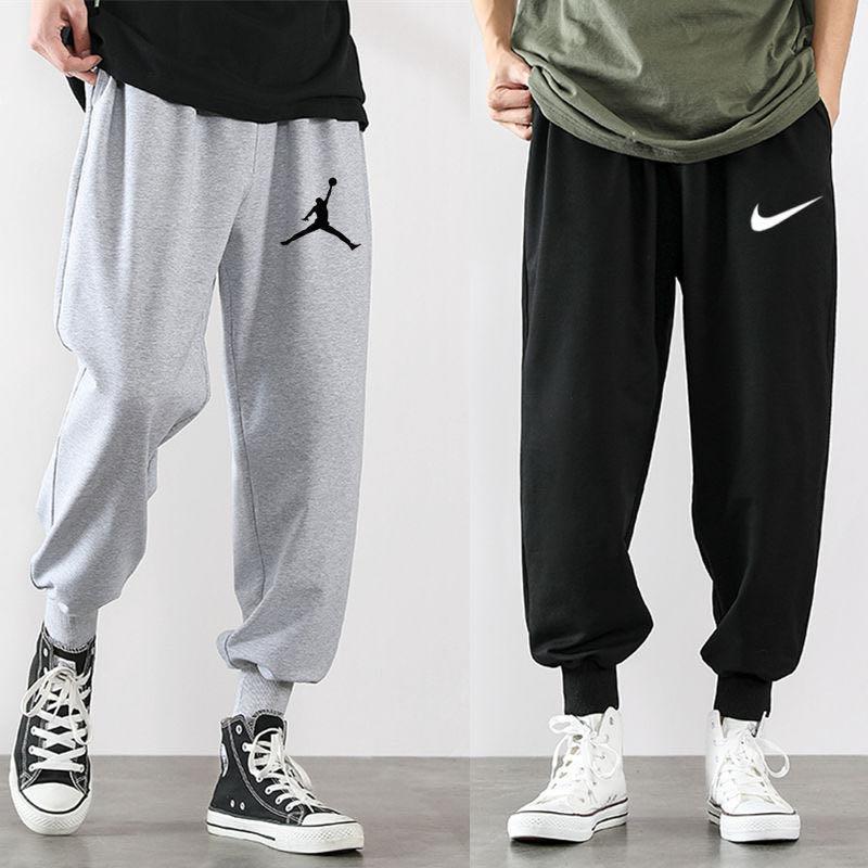 新款运动裤男装青少年学生休闲裤韩版宽松