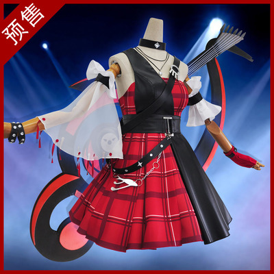 taobao agent King of Glory 520 sound your heartbeat Xiaoqiao cos props cos suit guitar spot
