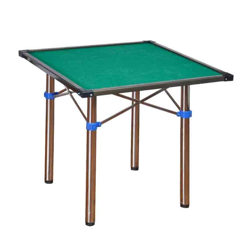 家用折叠麻将桌多功能简易宿舍桌子两用型