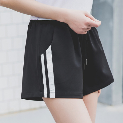 Sports Shorts Women Yoga Fitness A Pants Summer Plus Size Short Pants