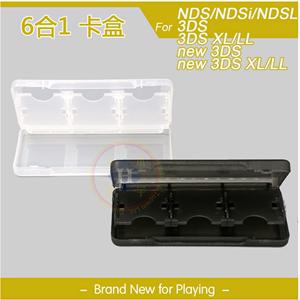 Hộp thẻ trò chơi 3DSLL MỚI hộp băng cassette lưu trữ trò chơi NEW3DSXL Hộp thẻ R4 NEW3DS - DS / 3DS kết hợp