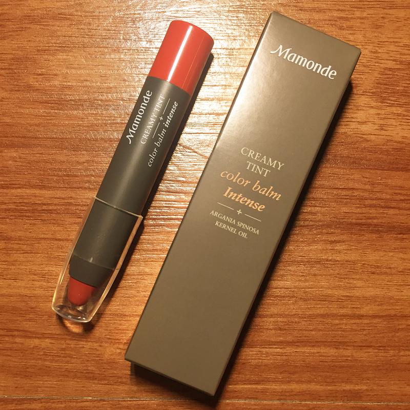 韩国新旧版Mamonde梦妆蜡笔口红 16号豆沙色11号朴信惠同款唇膏笔