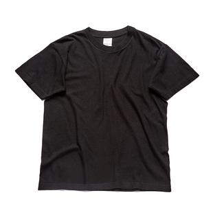 纯棉圆领半袖t恤潮流情侣打底衫