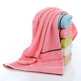 毛巾纯棉洗脸家用成人男n柔软吸水速干