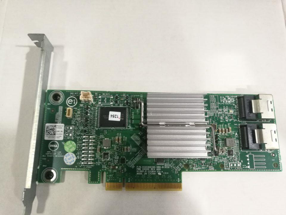 Details about Dell Perc H310 SATA / SAS HBA Controller RAID 6Gbps PCIe x8  LSI 9240-8i M1015