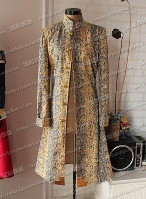 taobao agent ▋Ni clothing shop ▋ Huajingyuan Noriaki Long windbreaker COS clothes customized