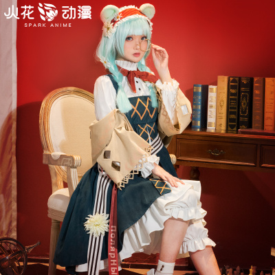 taobao agent Spark Anime Tomorrow's Ark cos clothing truth cos book-like cute style game suit cosply clothing female
