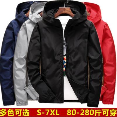 Mùa hè quần áo chống nắng phần mỏng Hàn Quốc phiên bản của xu hướng mỏng đẹp trai nam áo khoác thanh niên sinh viên thể thao vài áo khoác Áo khoác