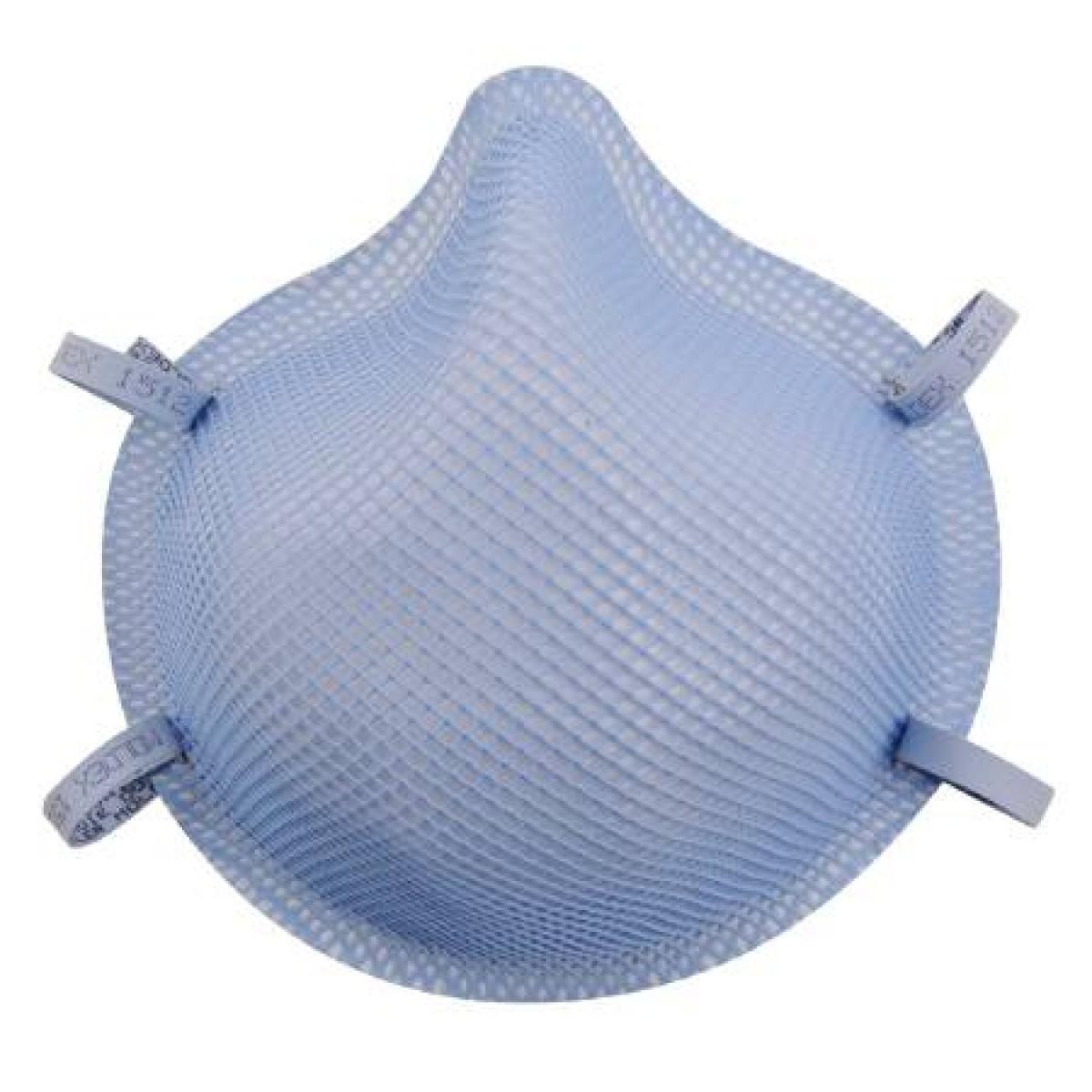 美国原装进口Moldex 1513 N95防PM2.5雾霾禽流感口罩 大号 - 安至康 - 健康之路