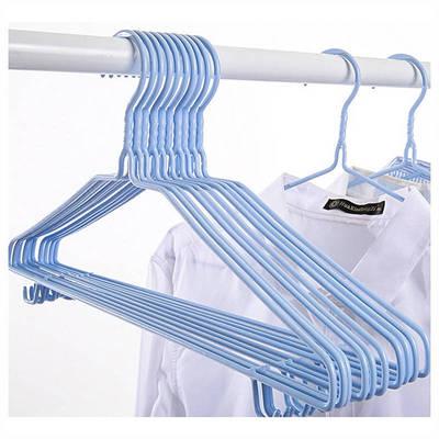 【新款衣架10-50支】成人衣架加粗家用衣架子儿童衣服架晾衣架