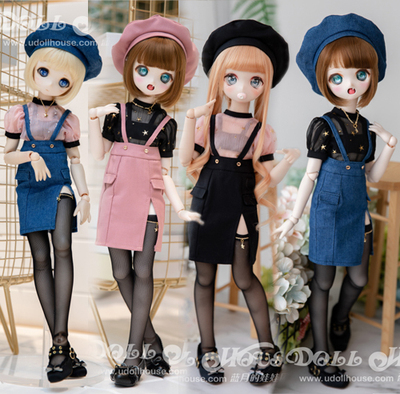 taobao agent [Blue Moon's Doll House] [200516] MDD baby clothes suit light mature girl Shanghai bjd store