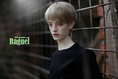 taobao agent GRANADO-o Crocus o-Raguel Laguier Uncle BJD doll Plain head Uncle head
