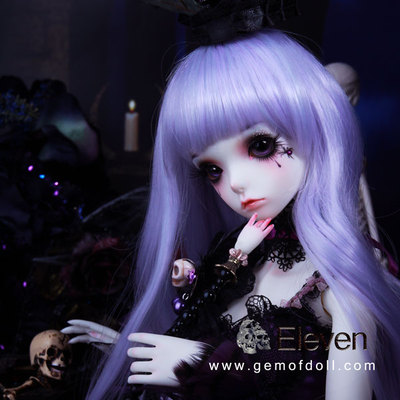taobao agent Discontinued on July 25. Bone Burial Land Rhapsody of the Undead GEM Noble Doll Bjd Doll 3 points