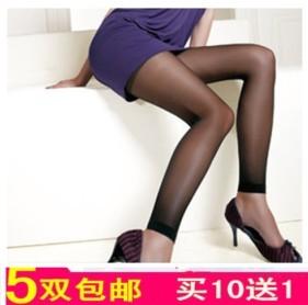 Stockings rompers vớ mùa hè nữ chín điểm siêu mỏng vớ pantyhose vớ vớ vô hình vớ