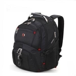 瑞士軍刀包商務旅行包瑞士軍刀雙肩包背包男女士書包15.6寸電腦包