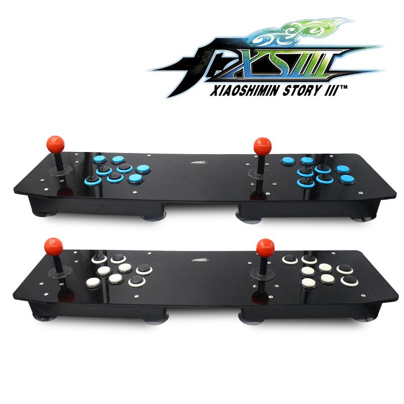 Máy trò chơi Máy chiến đấu Home game console Android điện thoại di động TV Rocker Đúp arcade phím điều khiển máy tính