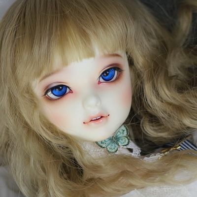 taobao agent Free shipping + gift bag BJD/SD doll GUU doll 1/3 girl open eyes Nasu double joint naked baby