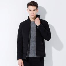 男士羽绒服 加厚短款立领中年冬季羽绒外套保暖防寒爸爸装9911 【预售】