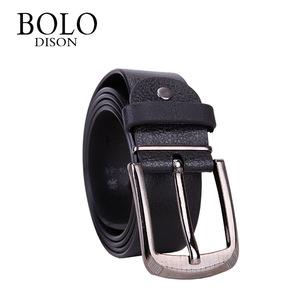 2017新款保罗品牌爆款男士腰带航空材质休闲时尚商务合金针扣皮带