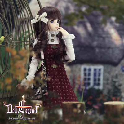 taobao agent bjd humanoid legend 1/4 travel clothes DLD(sd doll similar resin genuine)Spherical joint humanoid quadrant