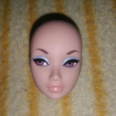 taobao agent Brand new Nippon Misaki baby head, genuine general muscle, in good condition, not responsible for original factory problems, no hair