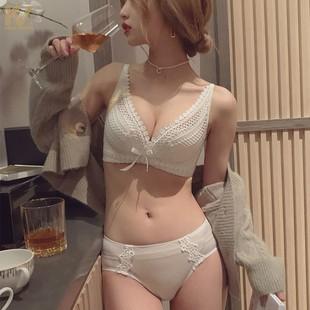 調整型聚攏收副乳女士小胸內衣