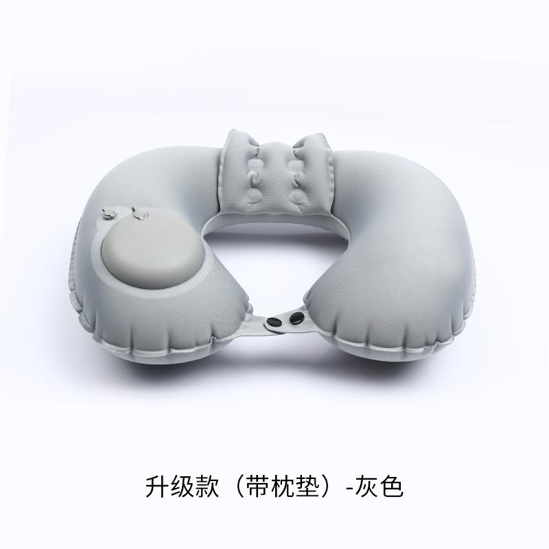 【Подушка подушка П-образная подушка】Молочные куски серый без Раздавать