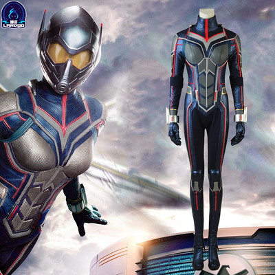 taobao agent Nado Ant-Man 2 and the Wasp Girl cos Hope the same adult one-piece cosplay costume shoes female full set