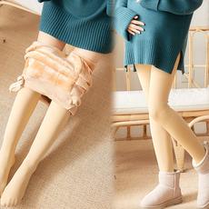 《实拍》加绒加厚连裤袜孕妇棉裤冬季一体裤孕妇丝袜托腹裤子