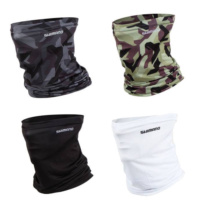 17 new ice lụa câu cá khăn trùm đầu cưỡi ma thuật mặt khăn kem chống nắng mui xe thoáng khí bib mask hood tai bìa tai