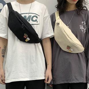 Движение грудь пакет прилив бренд мужчина мешки случайный одиночный разряд мешок мужской сумка ins волна пакет студент небольшой кросс-пакет