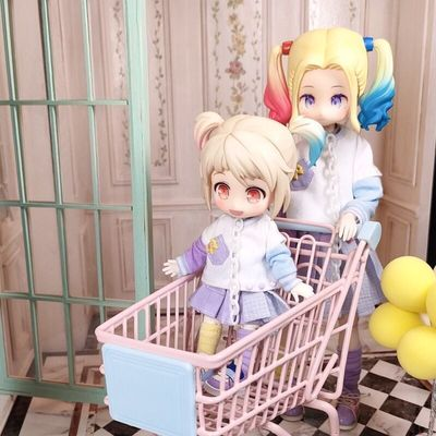 taobao agent {Spot}ob11 p9 ob22 ob24 baby clothes suit blueberry pudding