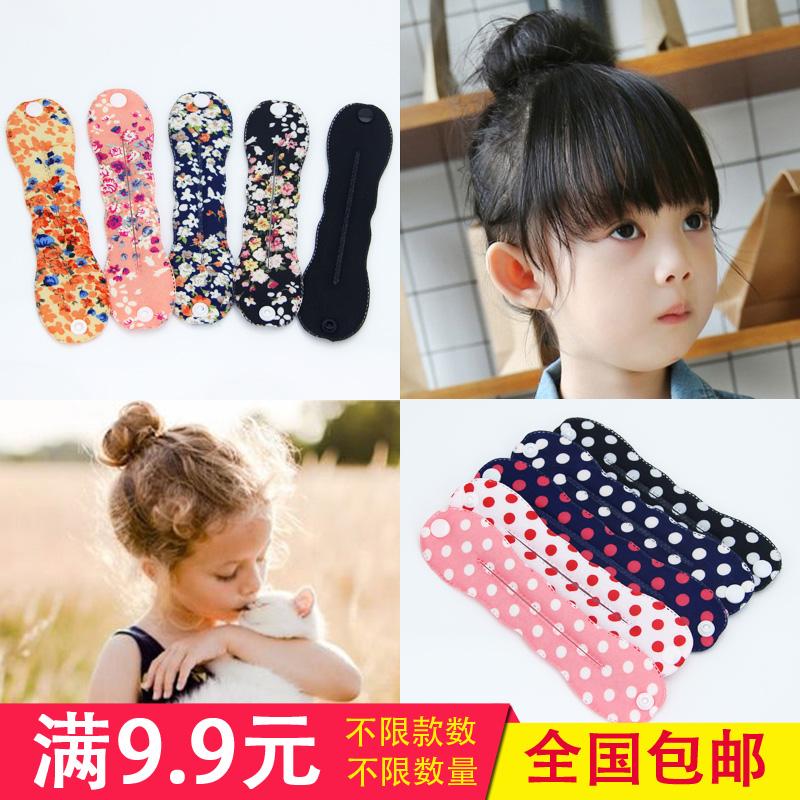 Phụ kiện tóc của trẻ em, đầu bóng, tóc, nhỏ, công chúa Hàn Quốc, cô gái, vương miện, cô bé, hộp sọ hoa, hình dạng tạo tác