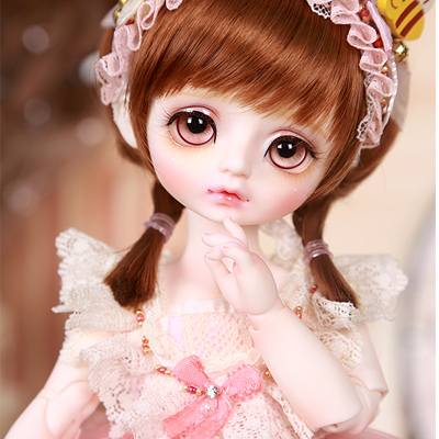 taobao agent 【Painting Society】Original bjd6 special body girl ~ Bubble~ bjd/sd similar doll