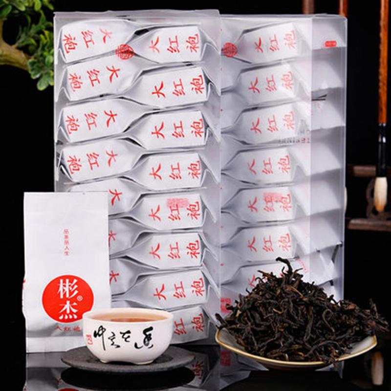 59.00元包邮武夷山大红袍茶叶500克
