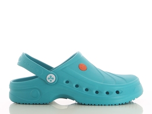 SONIC SRC cấp ESD chống tĩnh điện chống trượt nhẹ đệm EVA liệu OXYPAS giày y tá sức khỏe nhập khẩu