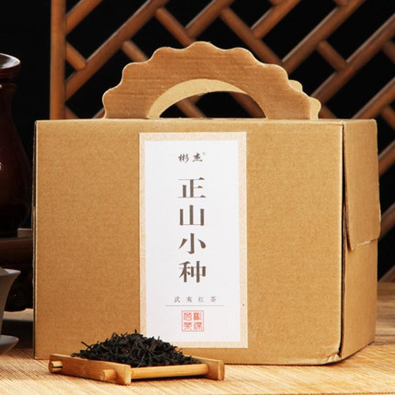 武夷山桐木关正山小种红茶600g