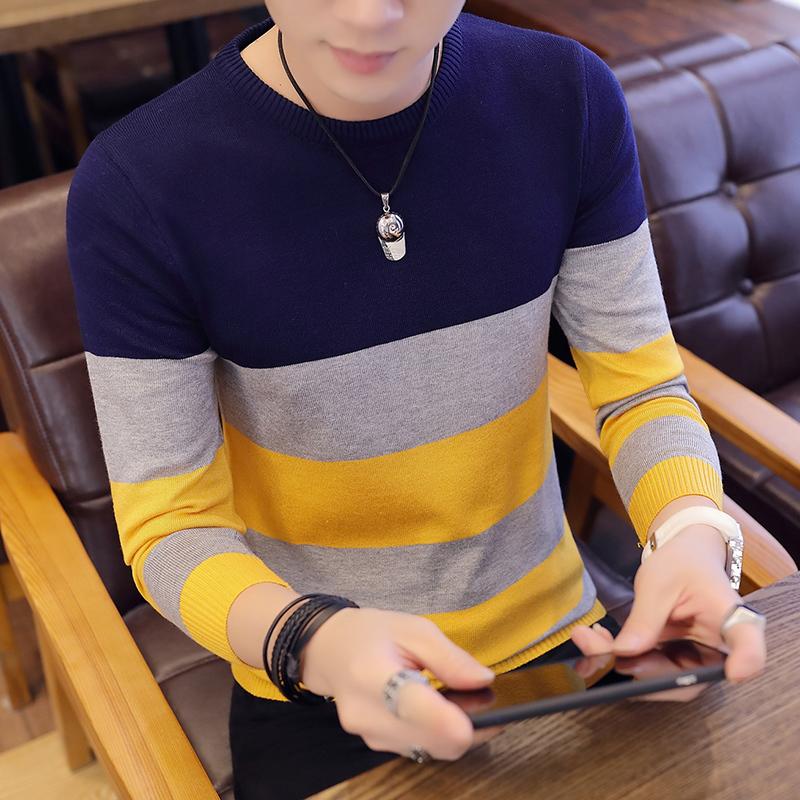 秋装薄款毛衣个性韩版修身型打底衫线衣
